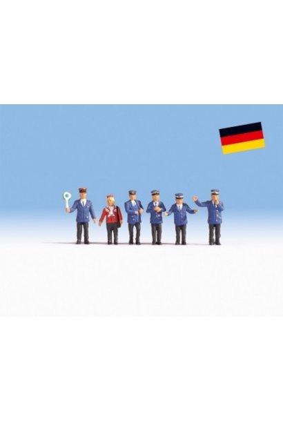 15265    Bahnbeamte Deutschland