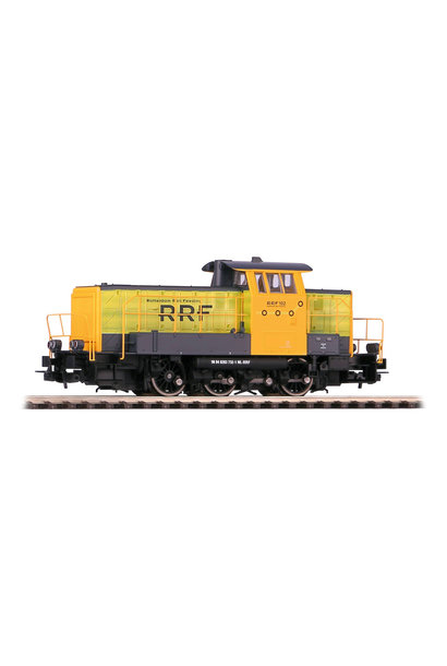 "96469 Diesellok 102 ""RRF"", Ep. VI, AC Sound"