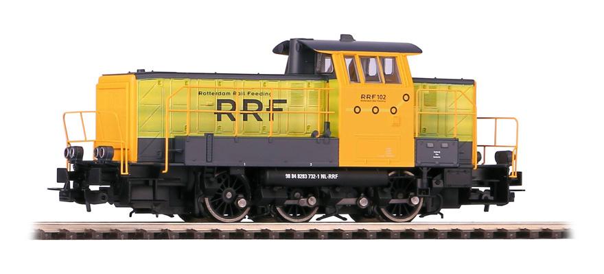 "96469 Diesellok 102 ""RRF"", Ep. VI, AC Sound-1"