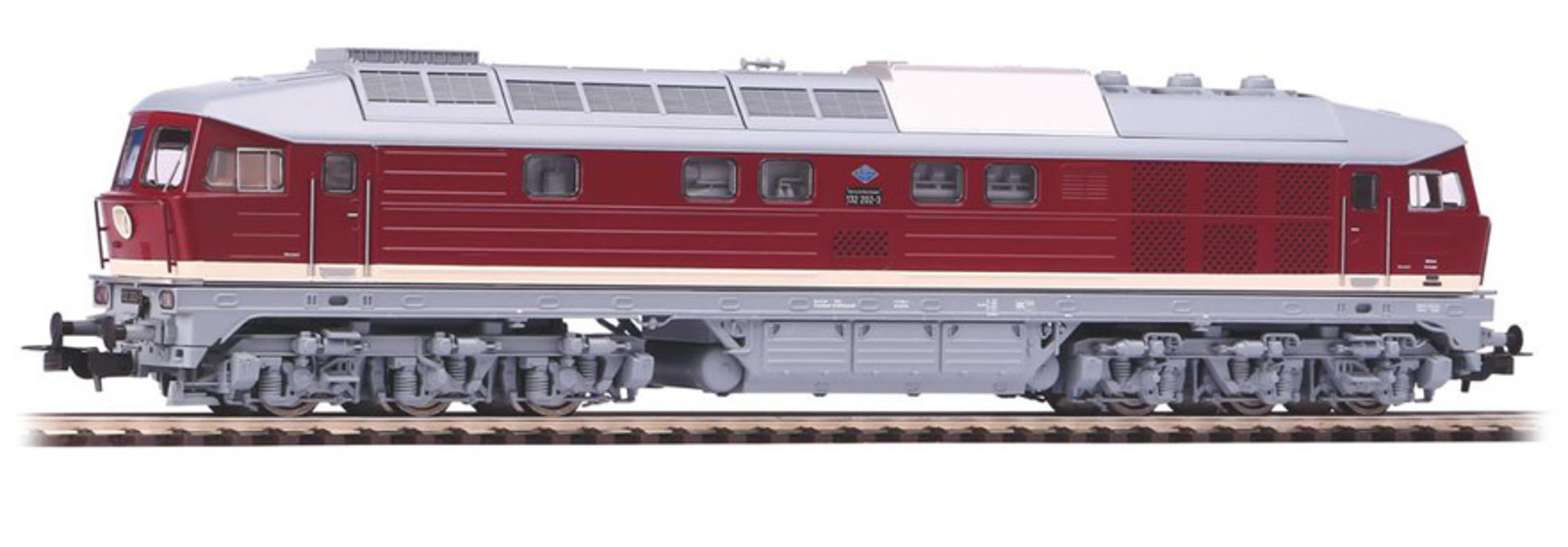 52761 Diesellok BR 132 DR, Ep. IV, AC