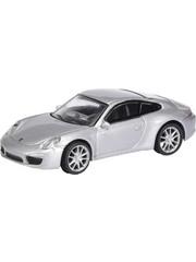 Schuco Porsche 911 (991) Carrera, zilver