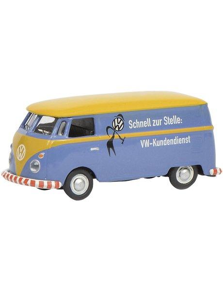 Schuco VW T1c VW Kundendienst