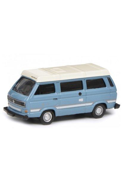 VW T3b Joker, blauw