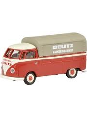 Schuco VW T1b Deutz Kundendienst