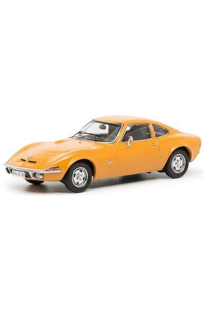 Opel GT, oranje