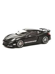 Schuco Porsche Cayman GT4, zwart
