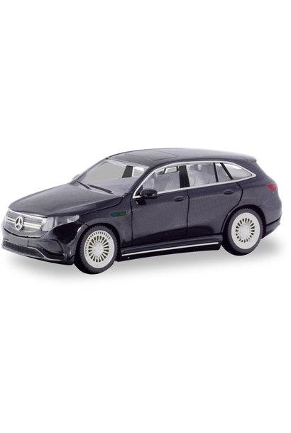 Mercedes Benz EQC AMG, zwart