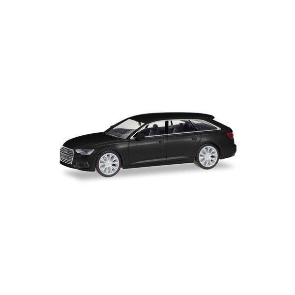 Herpa Audi A6 Avant, zwart