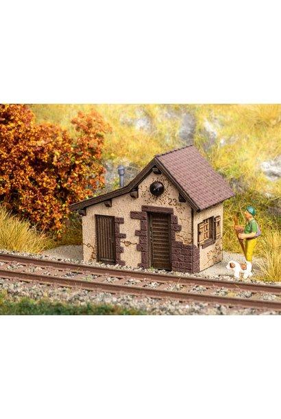 "14309 Cable Hut ""Gotthard Railway"""