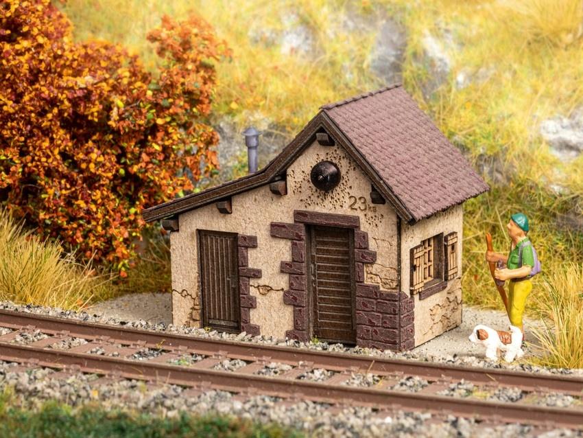 "14309 Cable Hut ""Gotthard Railway""-1"