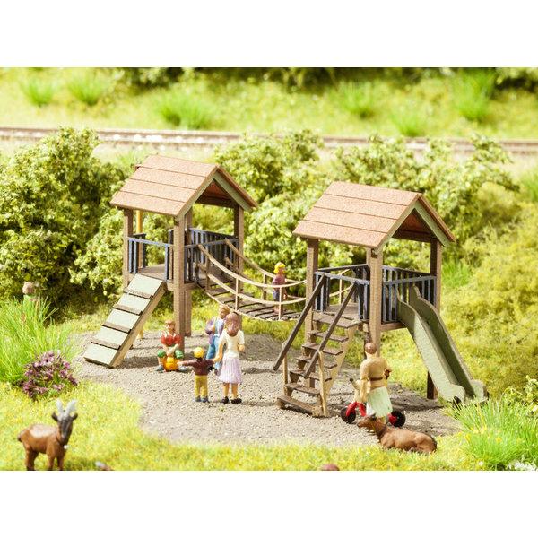 NOCH 14367 Abenteuer-Spielplatz