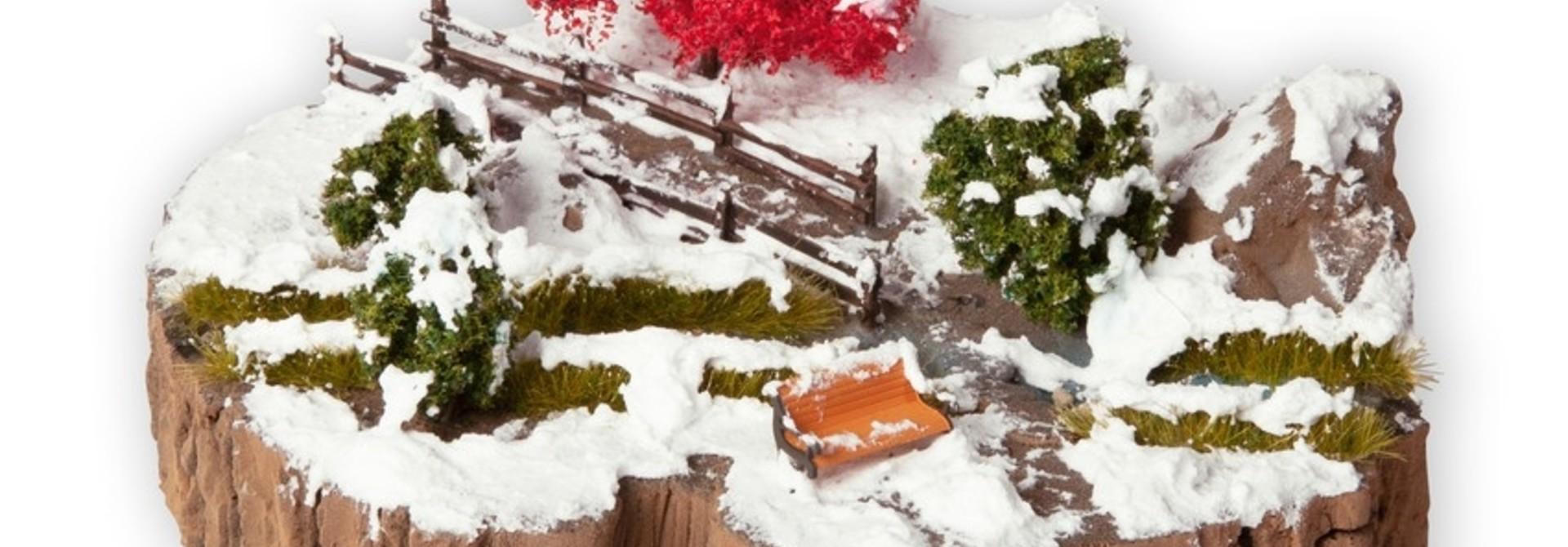 "10003 Diorama Kit ""Winter dream"""