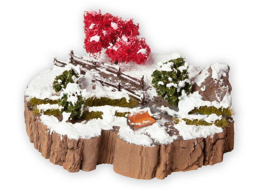 "10003 Diorama Kit ""Winter dream""-1"