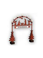 NOCH 14681 Christmas Market Entry Arch