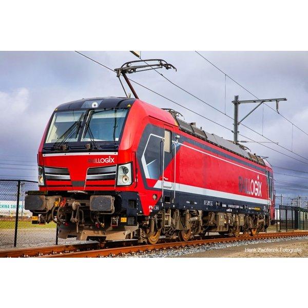 Fleischmann 739318 Raillogix NL Elektrolokomotive 193 627-7 Vectron (DC)