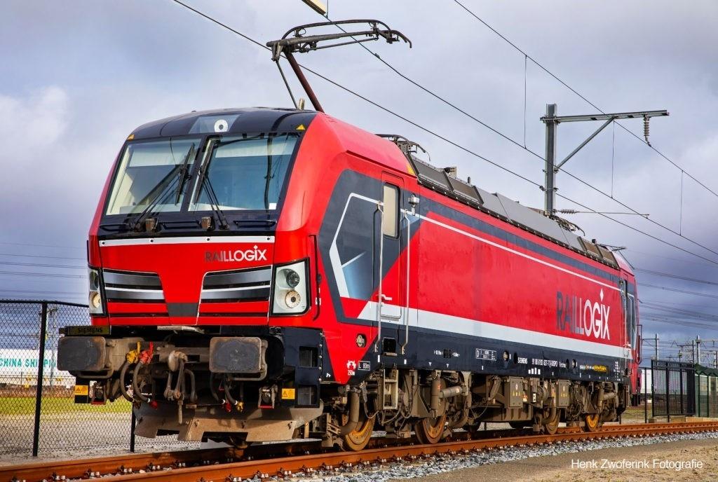 739318 Raillogix NL Elektrolokomotive 193 627-7 Vectron (DC)-1