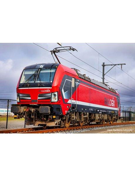 Roco 73936 Raillogix NL Elektrolokomotive 193 627-7 Vectron (DCC Sound)