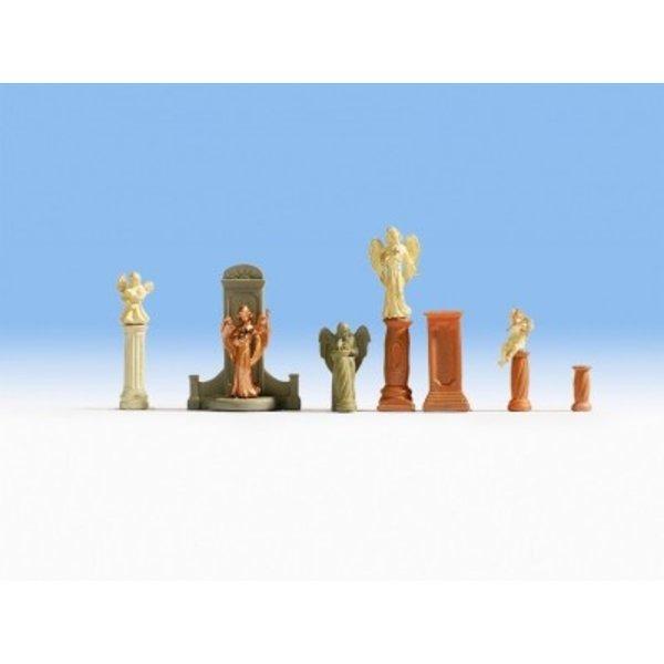 NOCH     14872         Grabmäler und Statuen