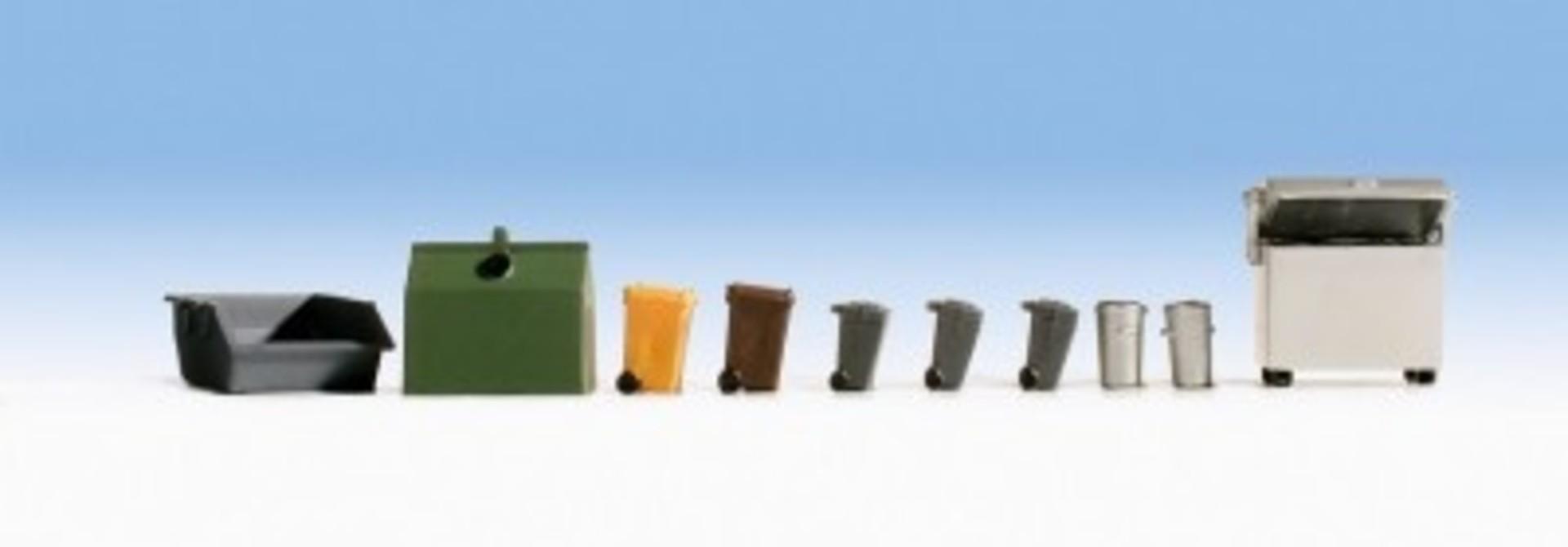 14825 Müllbehälter