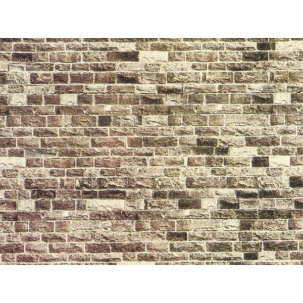 """NOCH 57530           Mauerplatte """"Basalt"""""""