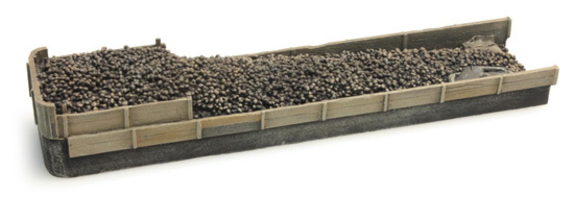 487.801.24 Lading vrachtwagen: Aardappelen