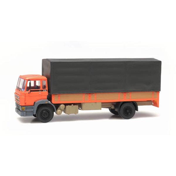 ARTITEC 487.053.01 - DAF kantelcabine 1987, huif, oranje