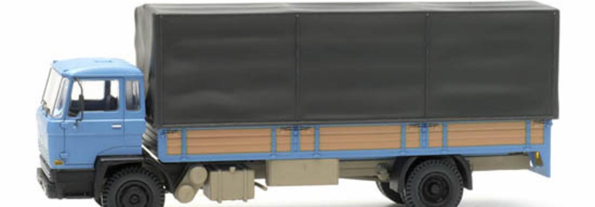 487.051.01 - DAF Kantelcabine, cabine 1970, blauw
