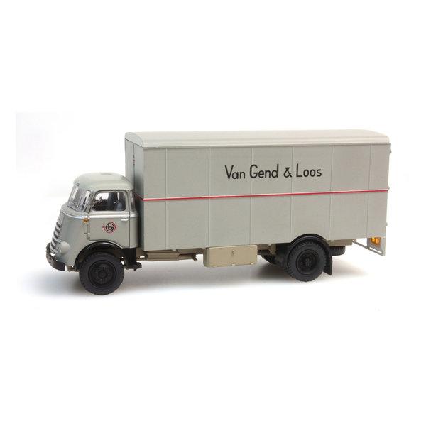Artitec 487.030.01 H0 DAF cabine '55 Van Gend & Loos