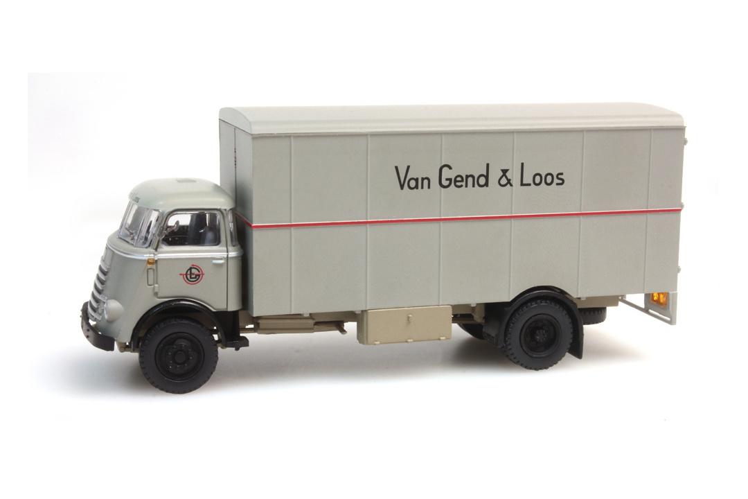 487.030.01 H0 DAF cabine '55 Van Gend & Loos-1
