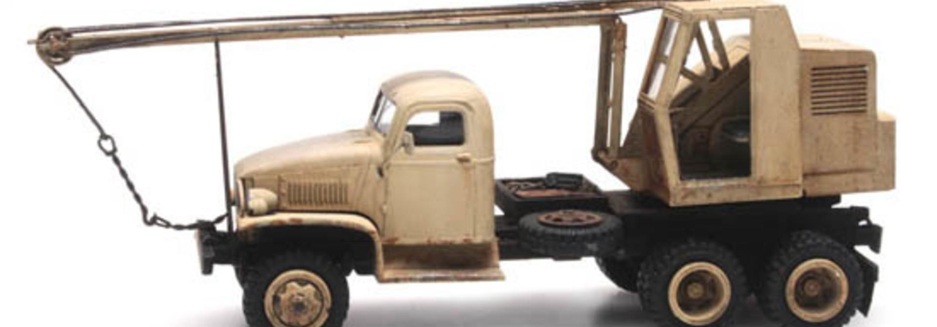 387.344 - GMC 353 Kraanwagen