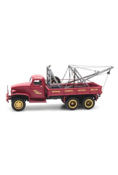 387.343 - GMC 353 takelwagen
