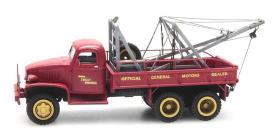 387.343 - GMC 353 takelwagen-1