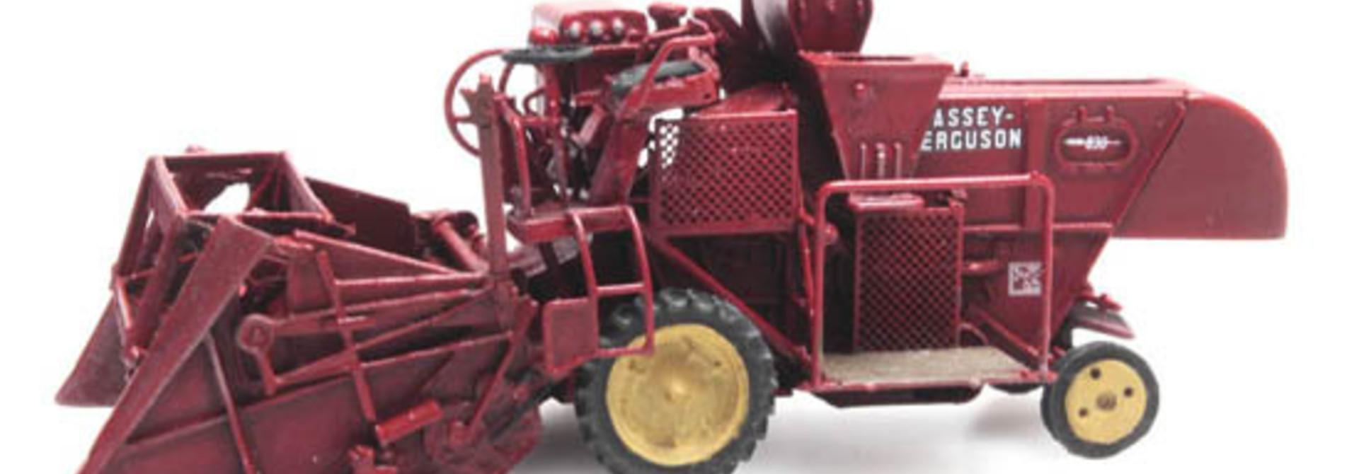 387.337 - Combine MF 830