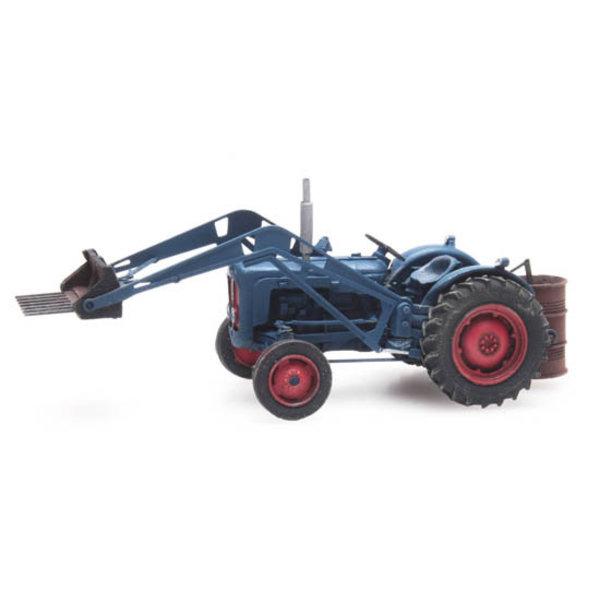 Artitec 387.313 Traktor Ford met voorlader