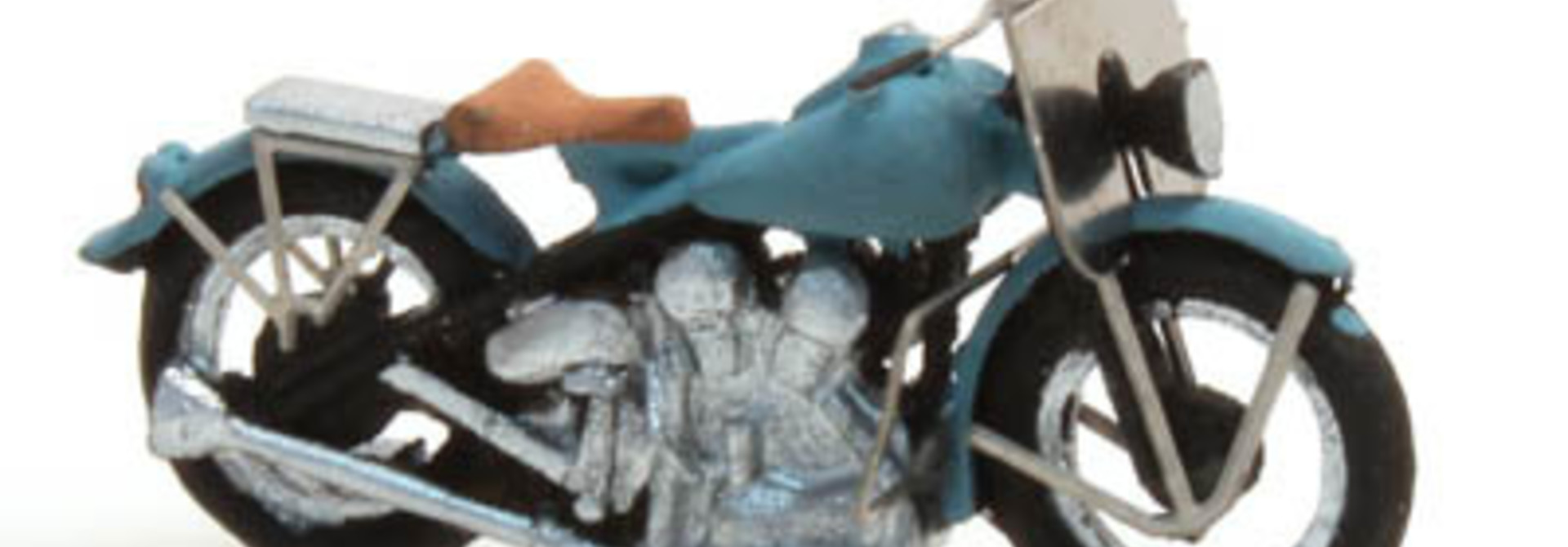 387.04-BL - US Motorcycle Liberator, blauw