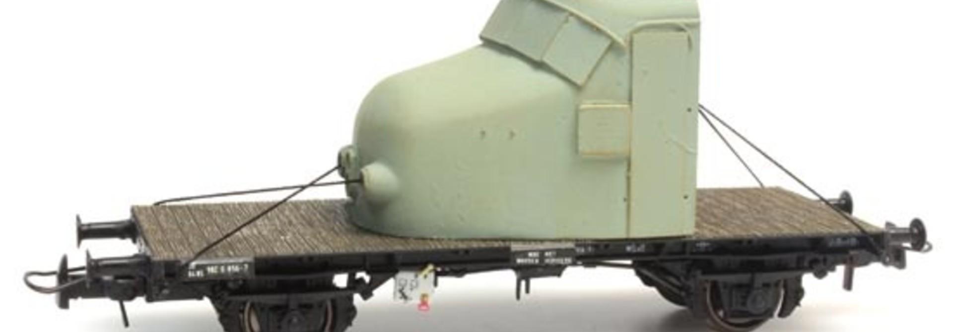 """20.316.02 Werkwagen 30 84 982 0 856-7 neus """"Hondekop"""""""