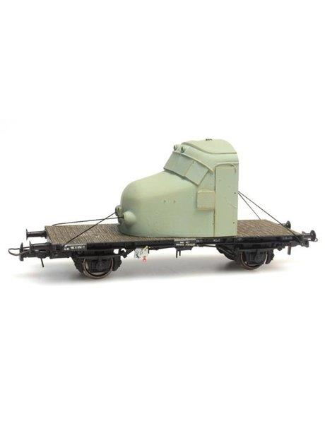 """ARTITEC 20.316.02 Werkwagen 30 84 982 0 856-7 neus """"Hondekop"""""""