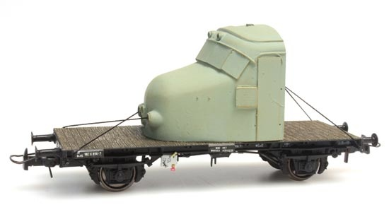 """20.316.02 Werkwagen 30 84 982 0 856-7 neus """"Hondekop""""-1"""