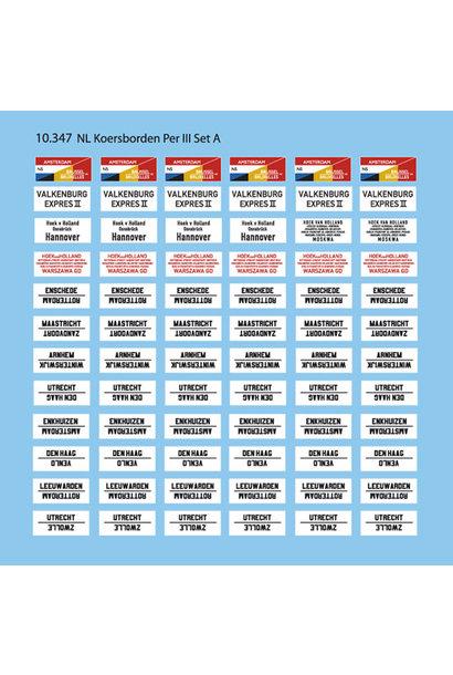 10.347 NL Koersborden per. III set A