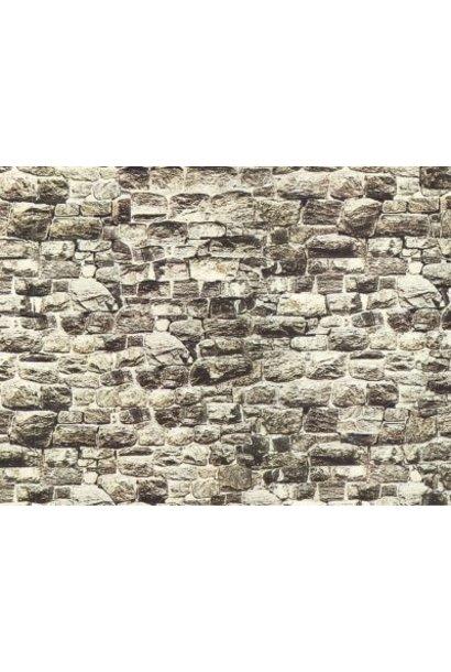 """57510           Mauerplatte """"Granit"""""""