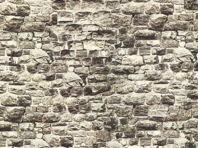 """57510           Mauerplatte """"Granit""""-1"""