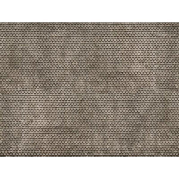 """NOCH 56691 3D-Kartonplatte """"Biberschwanz"""""""