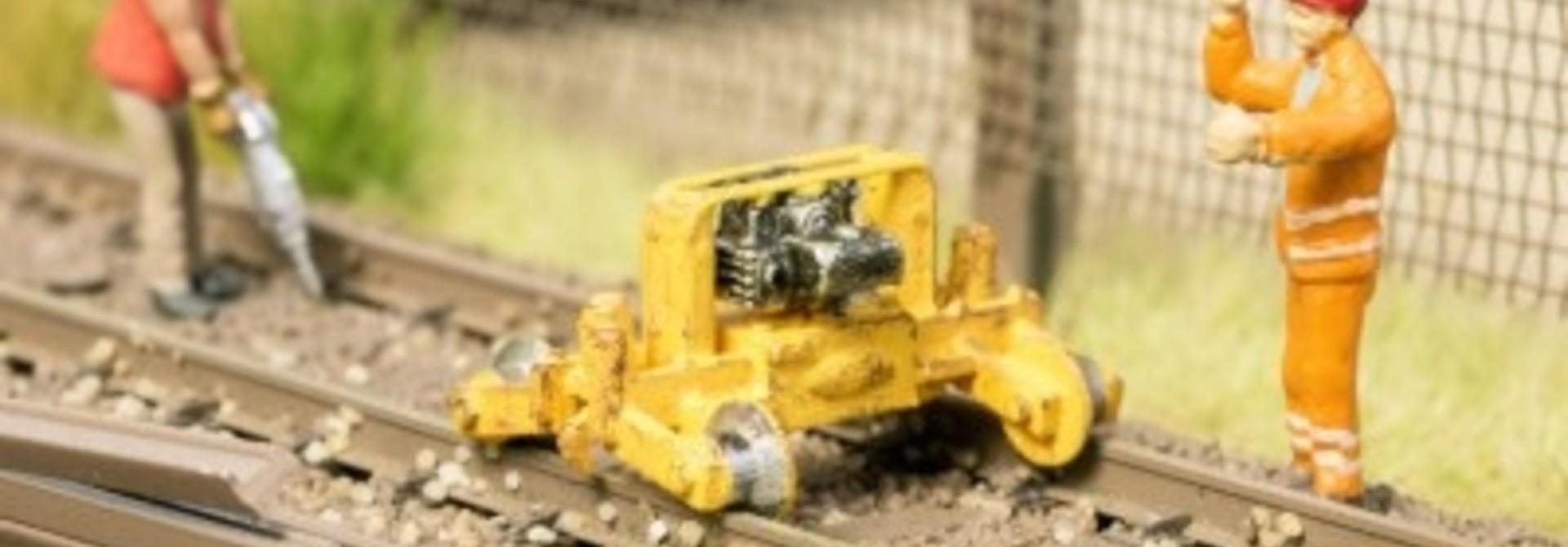 13644         Schienen-Hebegerät