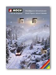 NOCH 36992         Figuren-Adventskalender