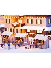 NOCH 12026         Auf dem Weihnachtsmarkt