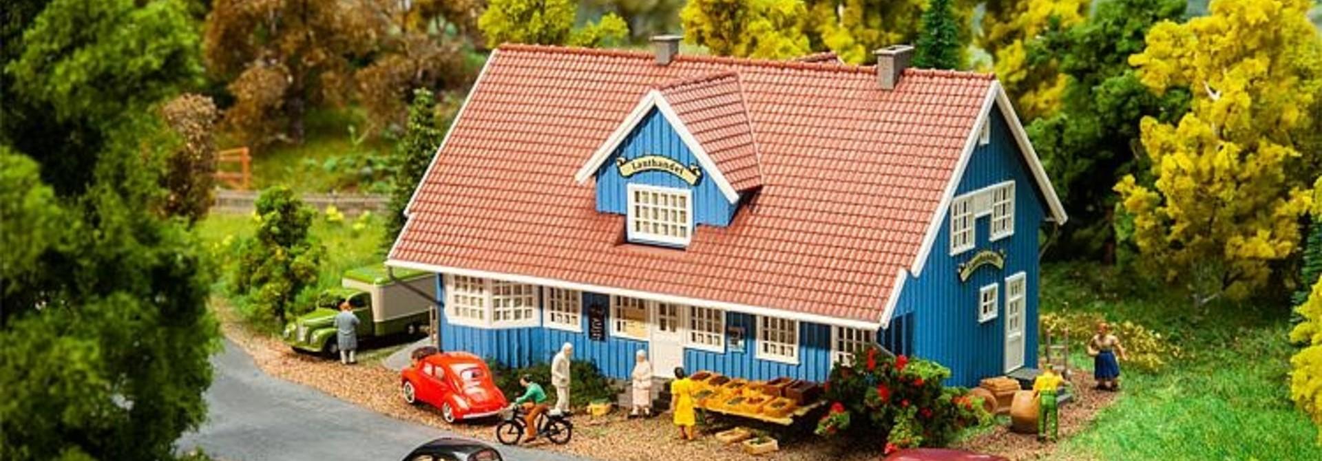 130660 Zweedse Dorpswinkel