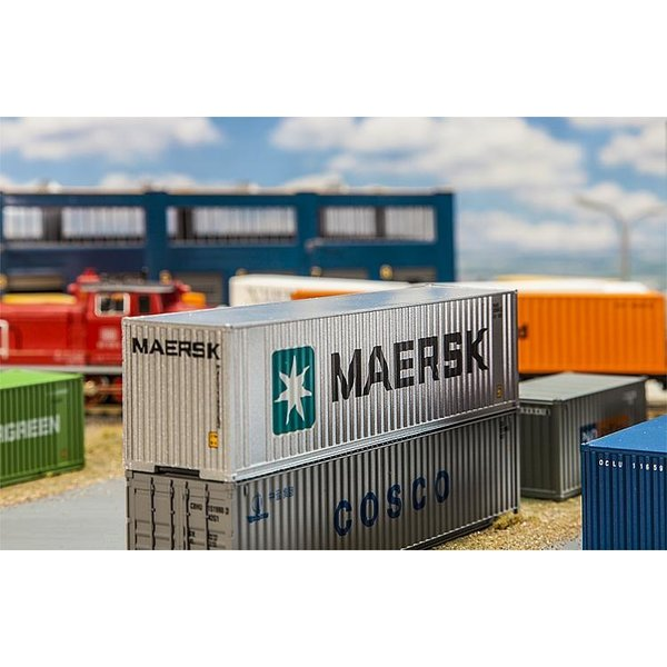 Faller 180840 40' HI-CUBE CONTAINER MAERSK