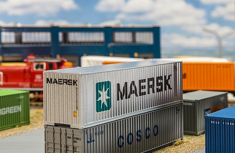 180840 40' HI-CUBE CONTAINER MAERSK-1