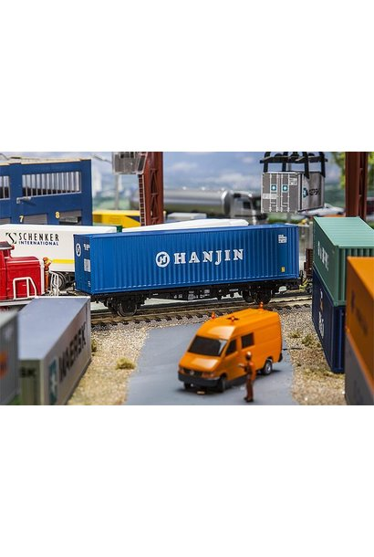 180842 40' HI-CUBE CONTAINER HANJIN