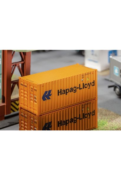 180826 20' CONTAINER HAPAG-LLOYD